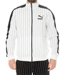 men's pinstripe t7 track jacket 579873.02