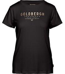 goldbergh daisy t-shirt goud