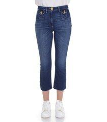 7/8 jeans elisabetta franchi pj95i11e2