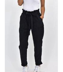 pantalon sued boleros