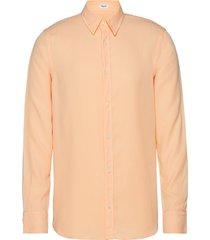 m. ben tencel shirt overhemd casual oranje filippa k