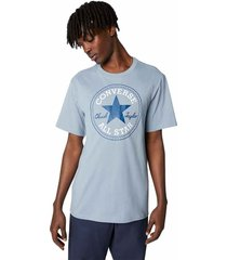 converse camiseta chuck taylor patch