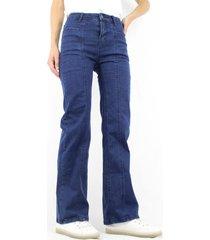 jeans brooklyn azul jacinta tienda