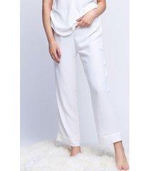 spodnie z miękkiej wiskozy