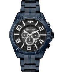 relógio masculino technos legacy os2abh/4p