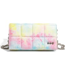 house of want we browse vegan leather wallet crossbody bag in dye effect at nordstrom