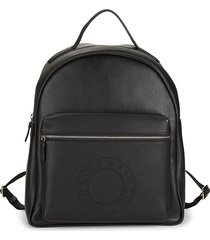 cole haan women's leather backpack - black
