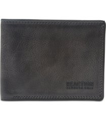 kenneth cole reaction men's erben traveler rfid wallet