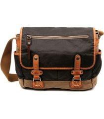 tsd brand tapa canvas messenger bag