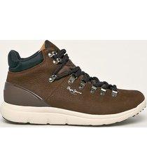 pepe jeans - buty hike leather