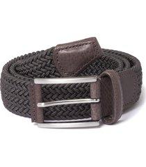 anderson's woven belt | grey | af3689-g6