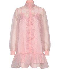 lil korte jurk roze custommade