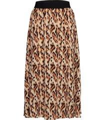 norasz skirt lång kjol brun saint tropez