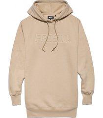 sukienka hoodie oversize frosty