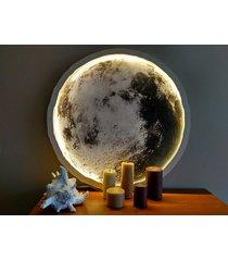 lampa ścienna unky - księżyc 70 cm