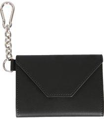 dsquared2 designer wallets, card holder with logo