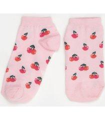 media rosa como quieres cherry