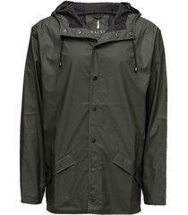 jacket regnkläder grön rains