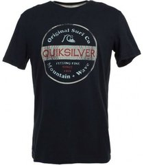 t-shirt korte mouw quiksilver camiseta manga corta hombre eqyzt06383