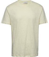 bs taormina t-shirts short-sleeved creme bruun & stengade