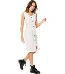 vestido blanco enc florence
