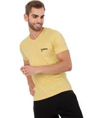 camiseta amarillo colore