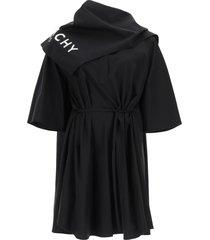 cotton dress with bandana