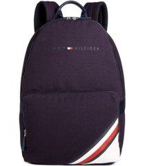 tommy hilfiger men's colin corporate stripe backpack