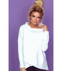 bluza z kominem basic
