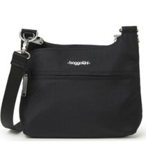 baggallini anti-theft charter crossbody bag