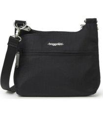 baggallini anti-theft charter crossbody bag