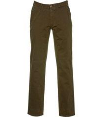 jac hensen pantalon - modern fit - groen