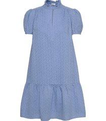 bilbao dress kort klänning blå second female