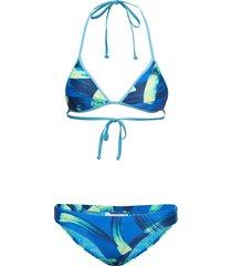 bw parleyc bik bikini blå adidas performance