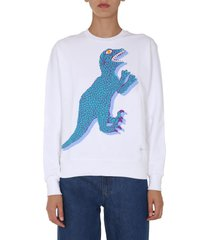 ps by paul smith round neck sweatshirt