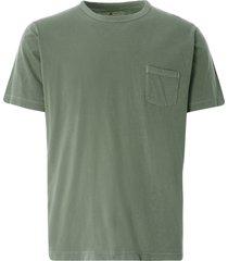 nigel cabourn military pocket t-shirt   washed army   ncj-52 arm