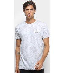 camiseta bulldog fish caveira tropical masculina