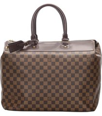 borsa donna a mano shopping damier ebene greenwich pm