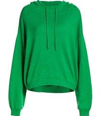 linosa cashmere hoodie