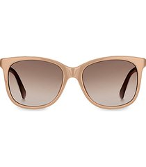 danalyn 54mm square sunglasses