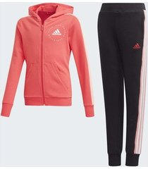 trainingspak adidas trainingspak met capuchon