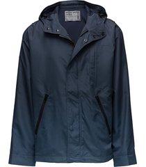 cabazon jacket tunn jacka blå wood wood