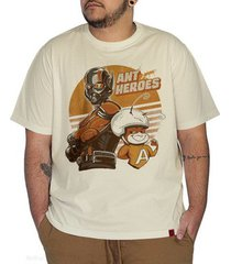 camiseta ant heroes