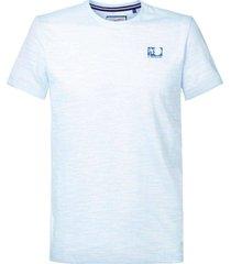 t-shirt lichtblauw