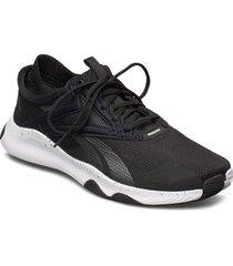 reebok hiit tr shoes sport shoes training shoes- golf/tennis/fitness svart reebok performance