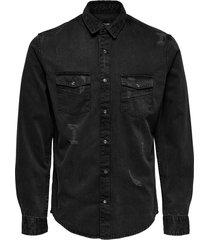 overhemd twill
