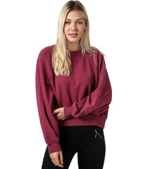 womens stella batwing crew sweatshirt