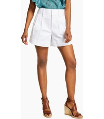 inc a-line shorts, created for macy's