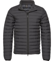 beret jacket man fodrad jacka grå ecoalf