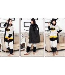 adult unisex onesies kigurumi animal pajamas cosplay costume sleepwear batman